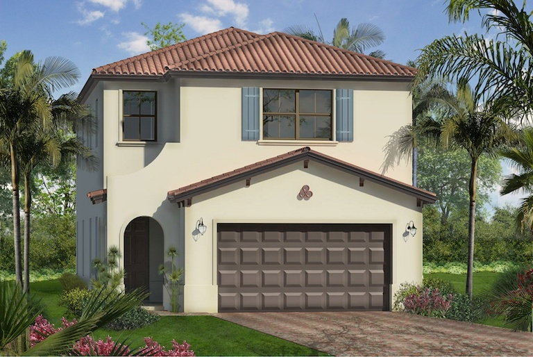 Highland Plan, Bonterra at Hialeah, FL 33018