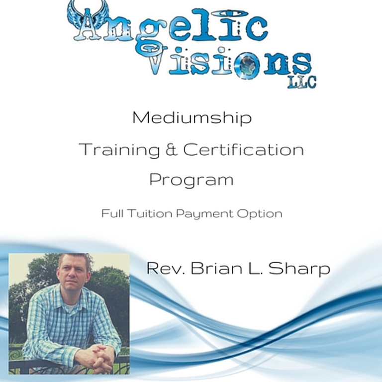 Psychic & Mediumship Training & Certification Course - Full Payment Option